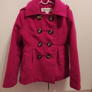 Παιδικό παλτό για κορίτσι 7-8 ετών