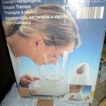 PEGRO Συσκευή θεραπείας με ατμό