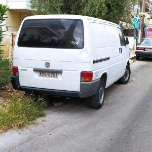 WV transporter 2000 cc βενζίνη 1992