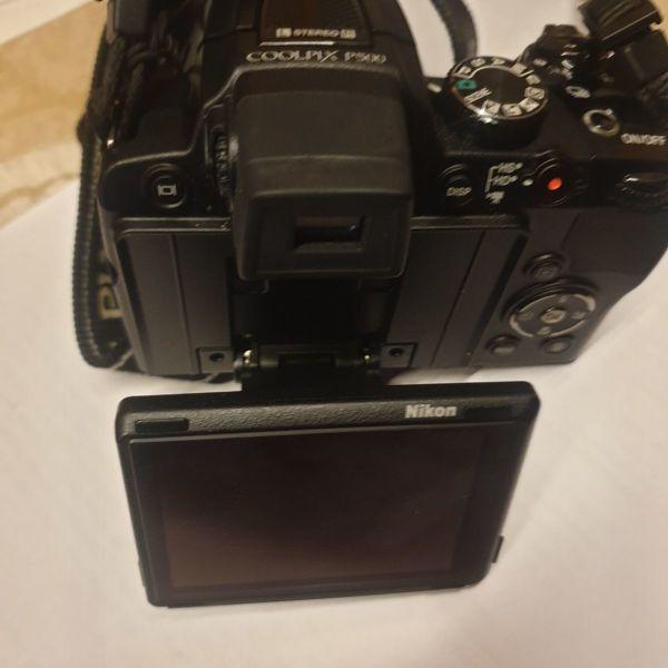 fotografiki michani  Nikon coolpix 500