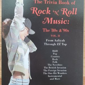 The Trivia Book of Rock 'n' Roll Music Vol II
