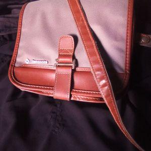 Vintage Samsonite. Γυναικεία τσάντα ώμου.