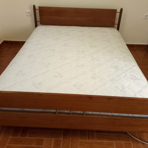 Κρεβάτι 140x190 Διπλό