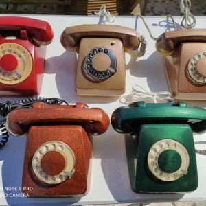 Τεχνοτροπιες σε σταθερα λειτουργικα τηλεφωνα