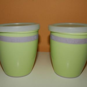 2 mothercare μπολακια για μεταφορα φαγητου