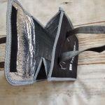 Ισοθερμική Τσάντα Μαυρη 2,5/3 lt. Καινουργια.