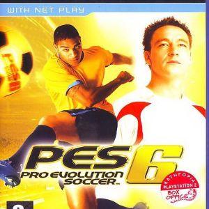 PRO EVOLUTION SOCCER 2006 - PS2
