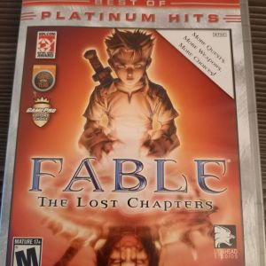 Fable the lost chapters για xbox360