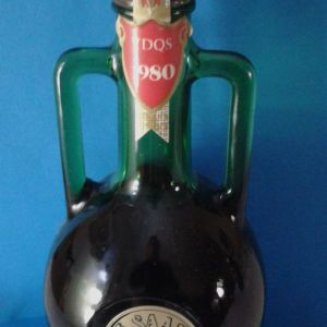 Κρασί. SIDI SAD VIN ROUGE DE TUNISIE 1980