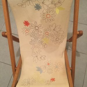 Παιδική chaise longue