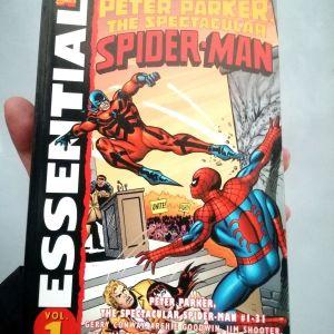"Essential Peter Parker ""The Spectacular Spider-Man"" (Vol.1-3) [Marvel]"