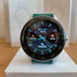 Smartwatch καινούργια με δυνατότητα μεταφοράς φωτογραφίας στην αρχική οθόνη (βίντεο στην περιγραφή)