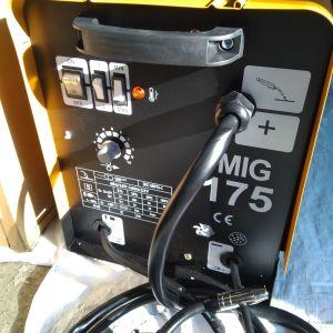 Ηλεκτροκόλληση MIG175