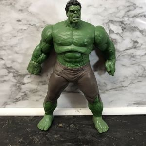 O Aπίθανος    HULK  της  Marvel