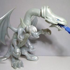 Συλλεκτική Φιγούρα YU-GI-OH! Blue-Eyes White Dragon (Mattel 2002)