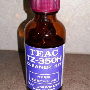 TEAC TZ-350H Υγρό καθαρισμού βελόνων - κεφαλών - pinch roller