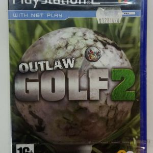 OUTLAW GOLF 2 PS2 PLAYSTATION 2 TWO VIDEO GAME EUROPEAN PAL
