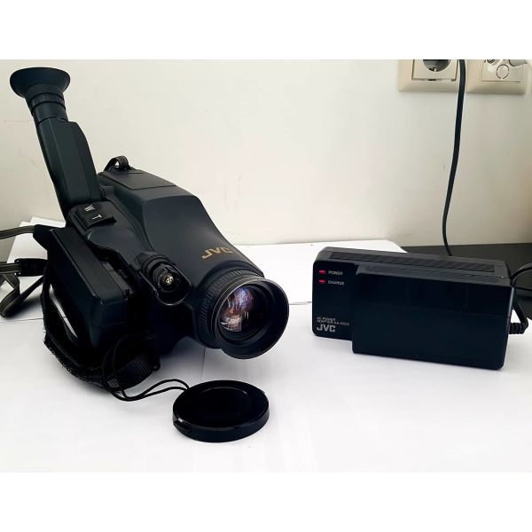 JVC,Camcorder,GR-A1,VHS-C