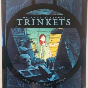 TRINKETS (graphic novel)