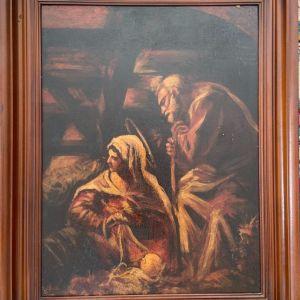 Ανδρέας Γεωργιάδης ο Κρης - Η Γέννηση του Χριστού