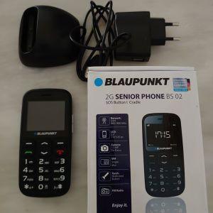 ΚΙΝΗΤΟ ΤΗΛΕΦΩΝΟ BLAUPUNKT G2 SENIOR PHONE BS 02