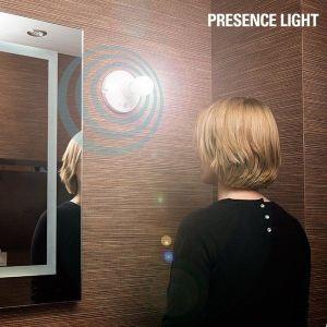 Ντουί με Ανιχνευτή Κίνησης Presence Light