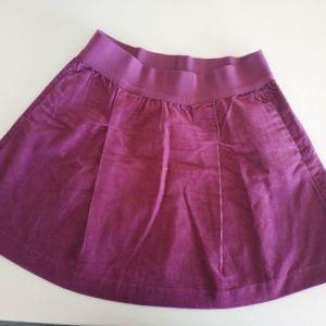 Παιδική κοτλέ φούστα Benetton για κορίτσι 8-10 ετών