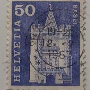 BASEL - Ελβετία (1960)