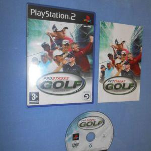 PRO STROKE GOLF - PS2
