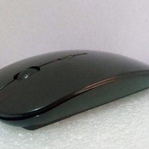 Ασυρματο Ποντικι Μαυρου Χρωματος σε τελεια κατασταση