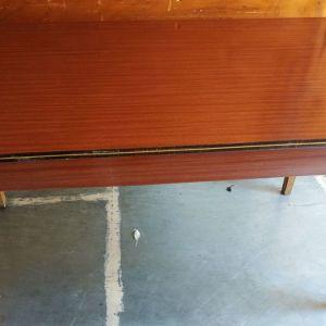 Μεγάλο τραπέζι κουζίνας ΦΟΡΜΑΙΚΑ 140Μ70Φ80Υ.Δυν.Μεταφορας