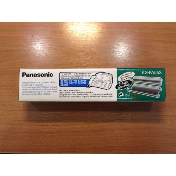 melanotenia KX-FA55X (2 rola) gia Fax Panasonic