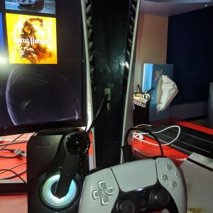 playstation 5 digital edition (15+ games)