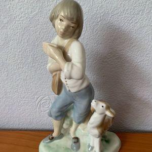 Αγαλματάκι σε   στυλ Lladro