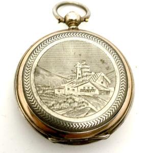 Ρολόι Τσεπης Αγίου Ορους