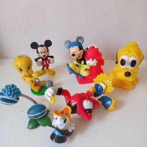 Διάφορες φιγούρες Disney