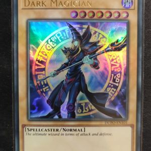 Dark Magician Ultra Rare Limited