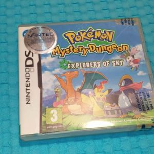 Pokemon Mystery Dungeon Explorers of Sky καινούριο