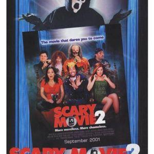 DVD Ταινια. *SCARY MOVIE N- 2* ΚΩΜΩΔΙΑ.