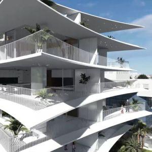 Διαμ/μα σε Κτήριο Πρωτοποριακής Αρχιτεκτονικής και Αισθητικής