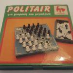 Επιτραπέζιο δεκαετιας 1980 της ΔΟΥΡΕΙΟΣ - POLITAIR (σπάνιο συλλεκτικό)
