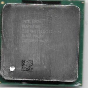 Intel Pentium 4 SL6D8 2.53GHz/512KB/533MHz FSB Socket/Sockel 478 Processor CPU