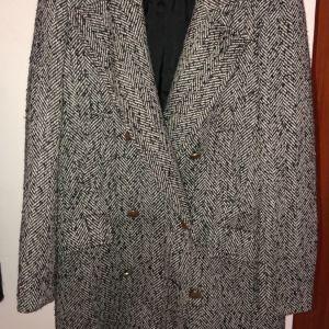 Angela Mele Milano blazer wool 100%