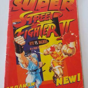 ΑΛΜΠΟΥΜ SUPER STREET FIGHTER II(CAROUSEL)