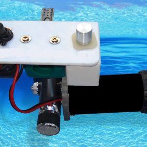 Ηλεκτρικός Μηχανισμός  Ψαρέματος  Καθετής και  συρτής αφρού.