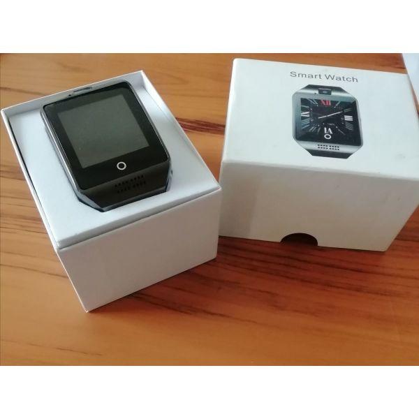 Smart watch Q18 mavro (theli mpataria)