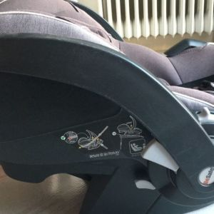 BE SAFE iZi Go Modular i-size κάθισμα αυτοκινήτου Metallic Melange