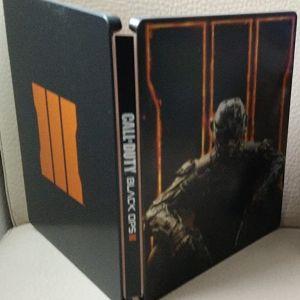 Call of Duty Black Ops III steelbook