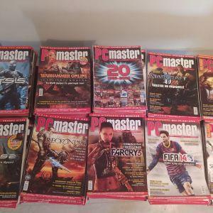 Συλλογή Περιοδικών PC Master #218 - #303
