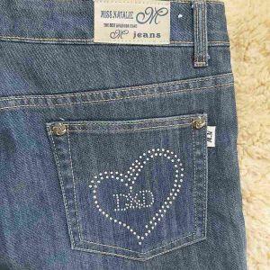 Γυναικείο παντελόνι τζιν L νούμερο
